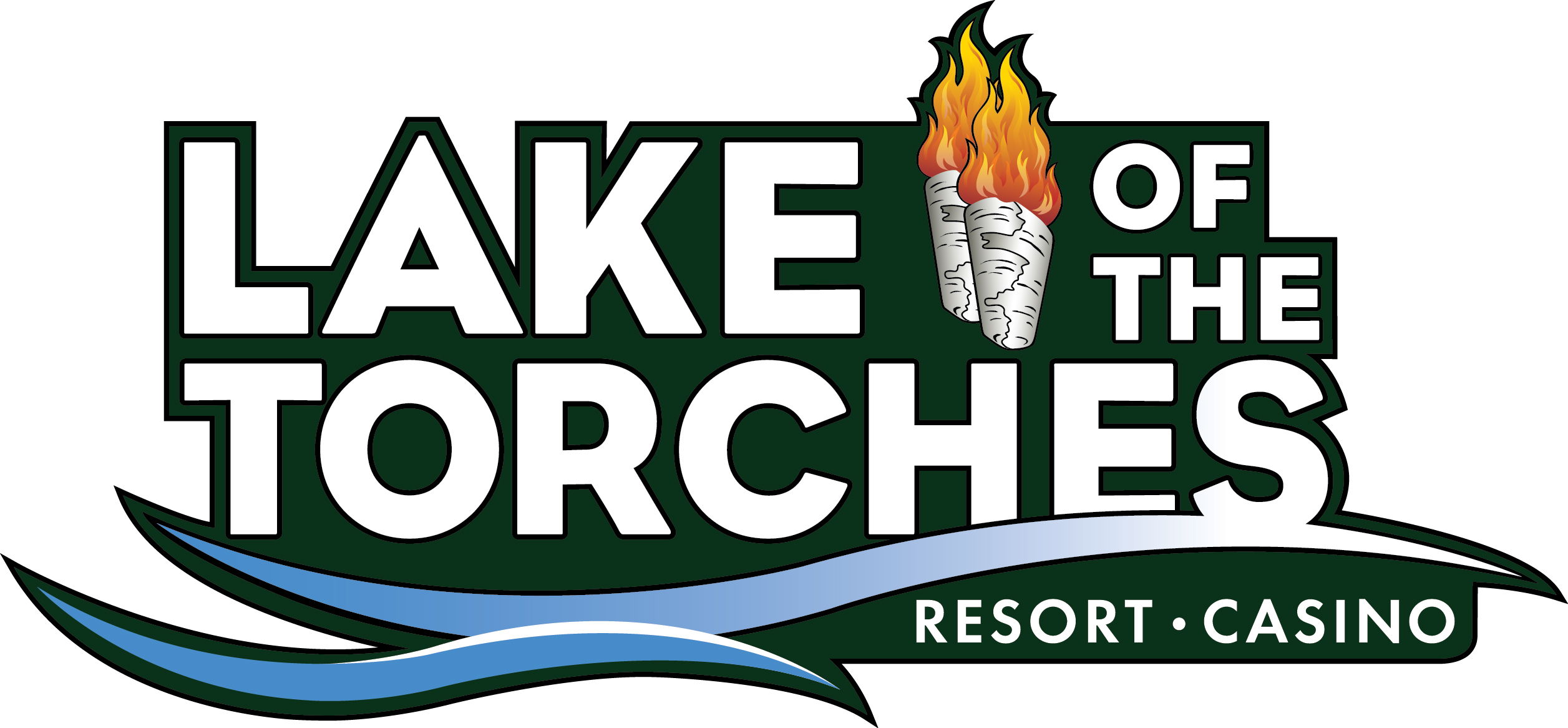 Lake of the Torches Resort Logo